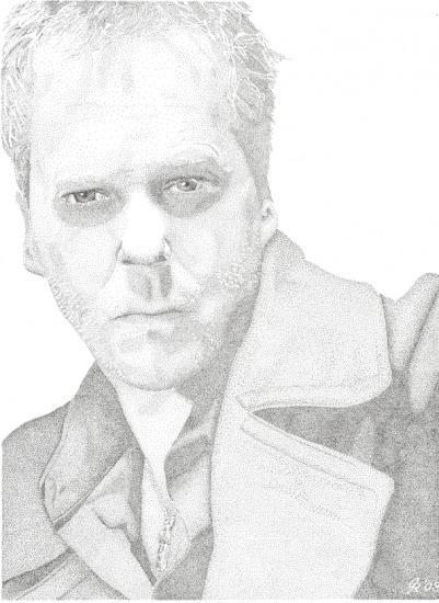 Kiefer Sutherland por vidaddict
